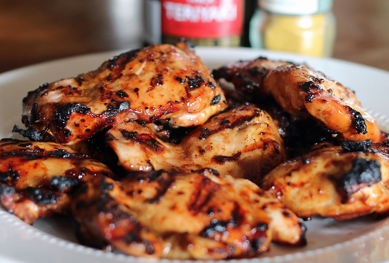 Craig's Teriyaki Curry Chicken