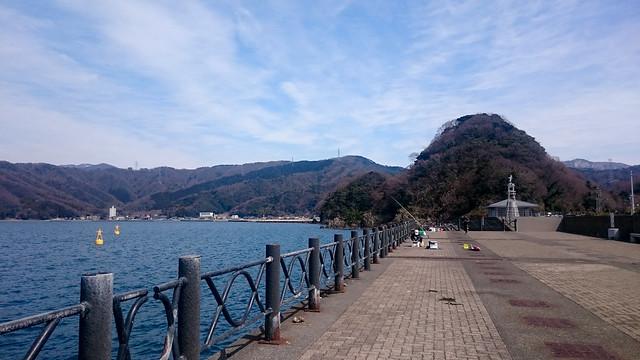 鞠山海遊パーク/敦賀新港