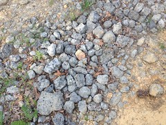 Iron Slag Gravel