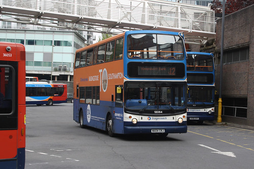 Stagecoach South 18064 WA04CRJ