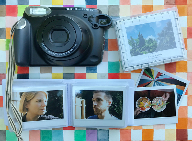 Fuji instax wide album