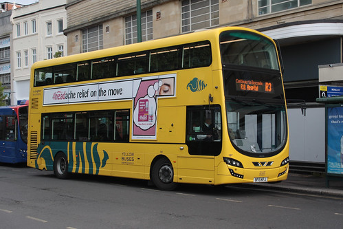 Yellow Buses 197 BF15KFJ