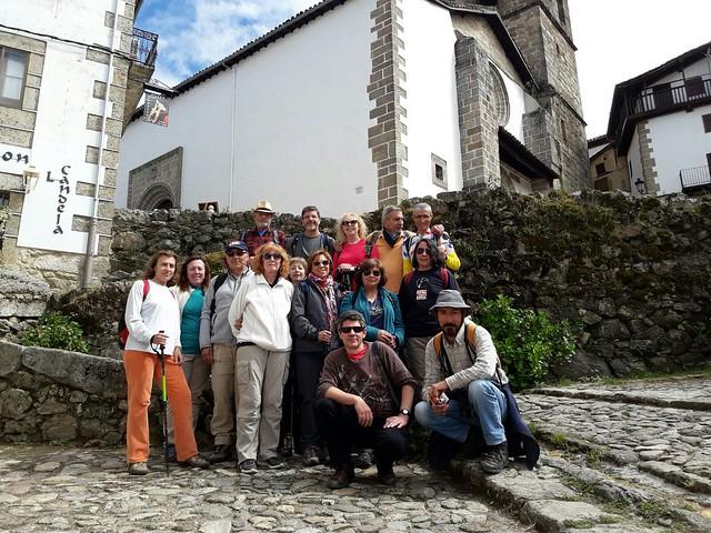 C.D. Ruta Béjar-La Dehesa de Candelario- Embalse de Navamuño