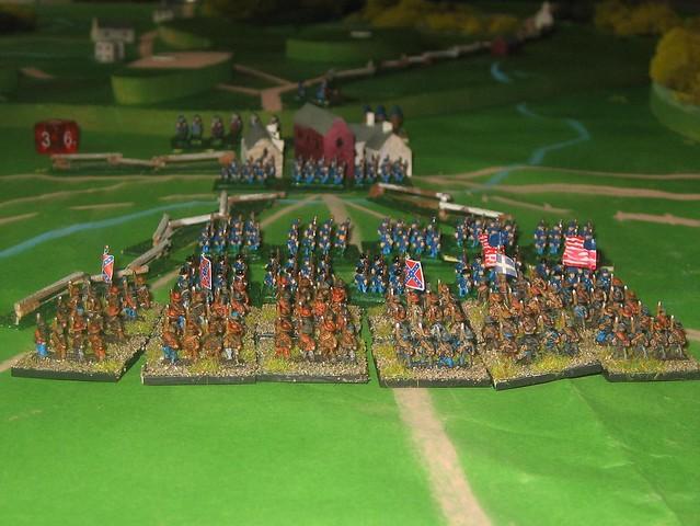 Gettysburg Day 1 002 Iron Brigade Defend