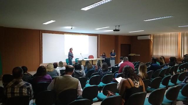 Treinamento de recursos informacionais e Portal CAPES para UFRJ