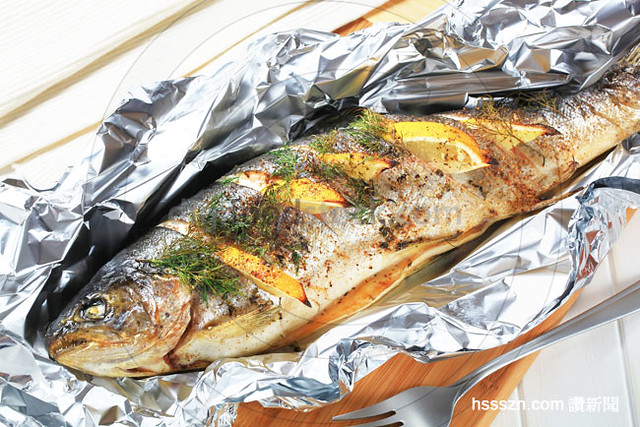 fish-in-aluminium-foil