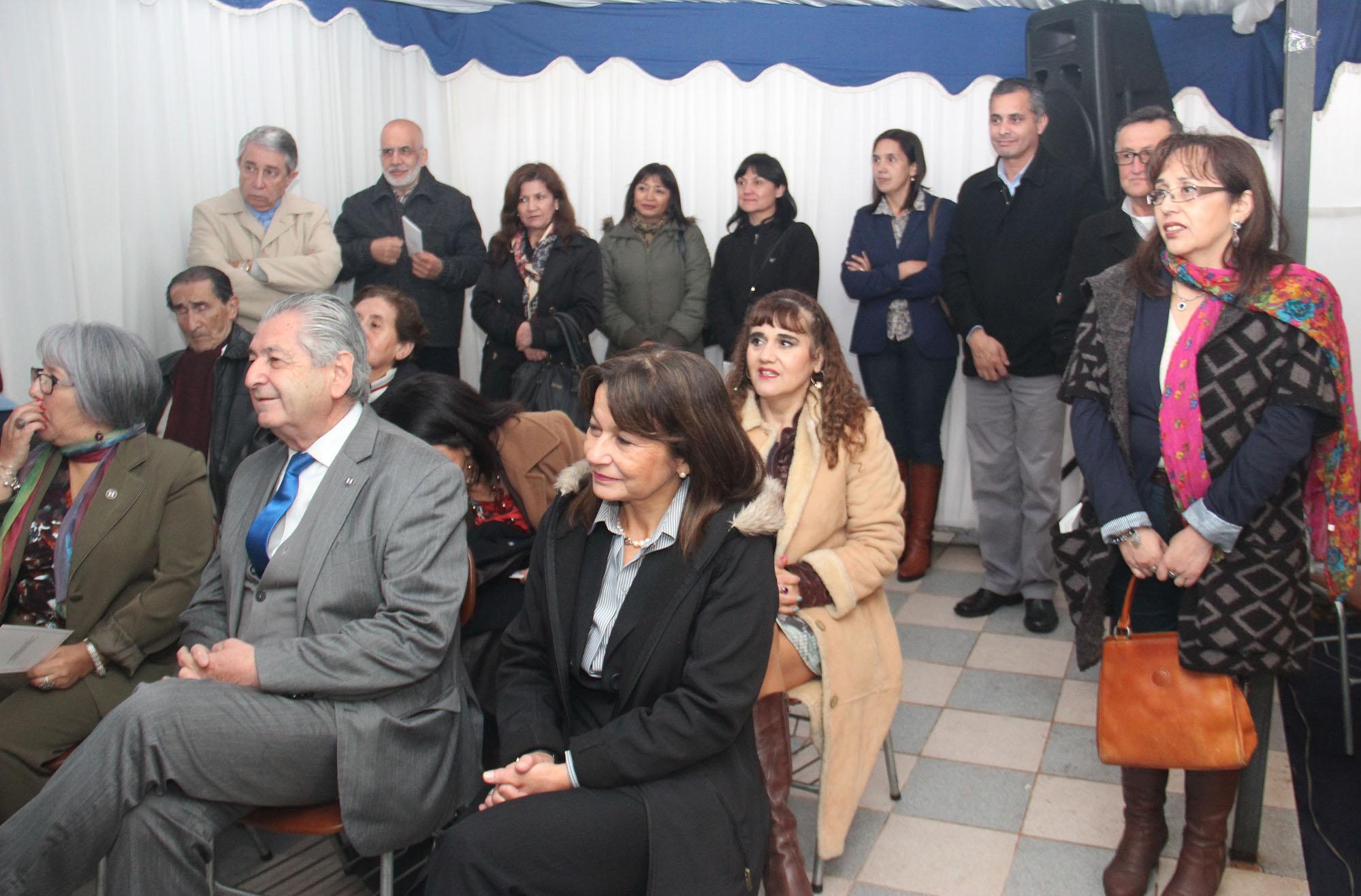 Ceremonia Inauguración Salón