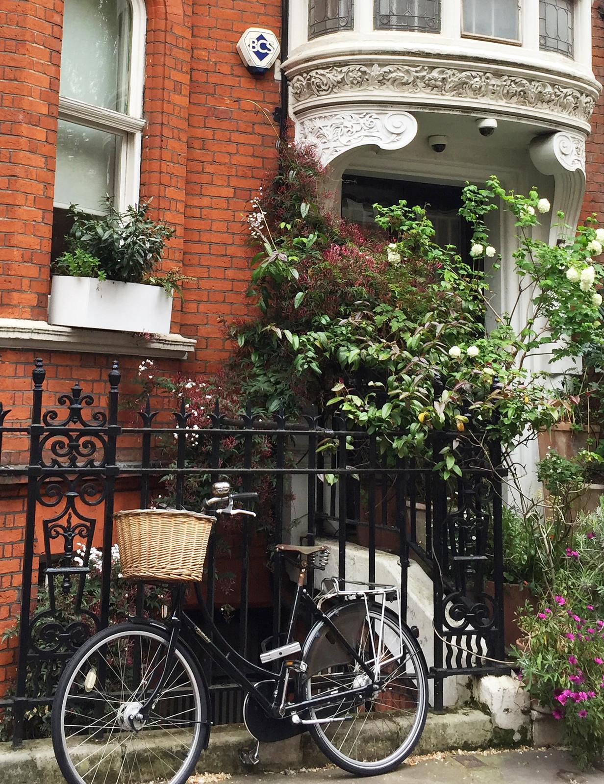 London April 2017