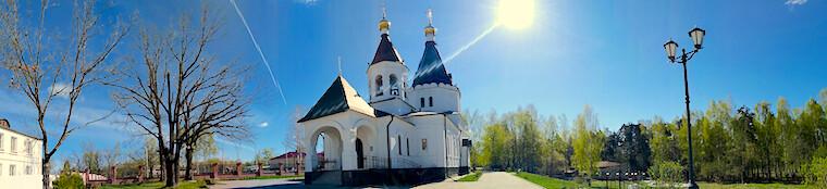 5-летие храма преподобных Сергия и Никона Радонежских