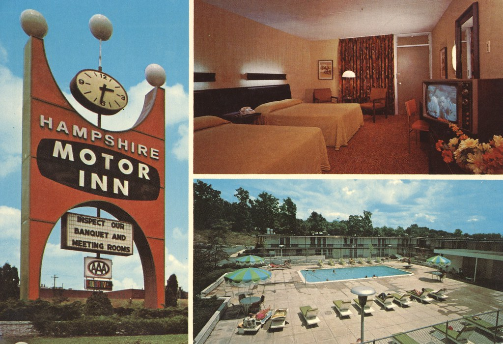 Hampshire Motor Inn - Langley Park, Maryland