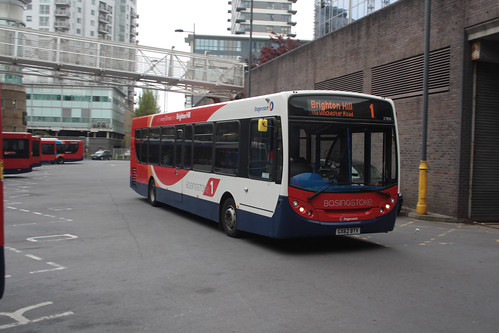 Stagecoach South 27830 GX62BTV