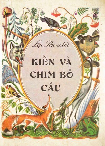 Kiến và Chim Bồ Câu - Lev Tolstoy