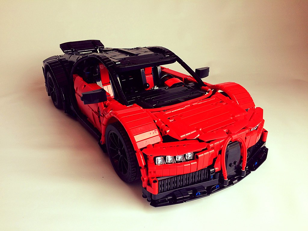 bugatti chiron rebrickable lego technic mindstorms model team eurobricks forums. Black Bedroom Furniture Sets. Home Design Ideas
