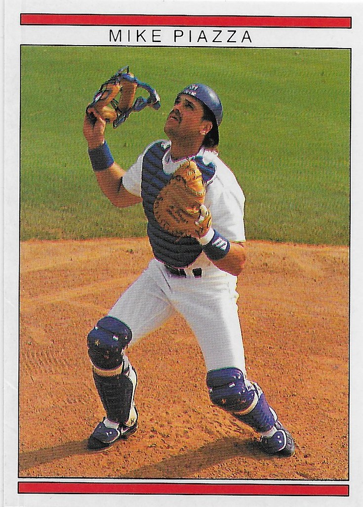 Mike Piazza Price List Supercollector Catalog