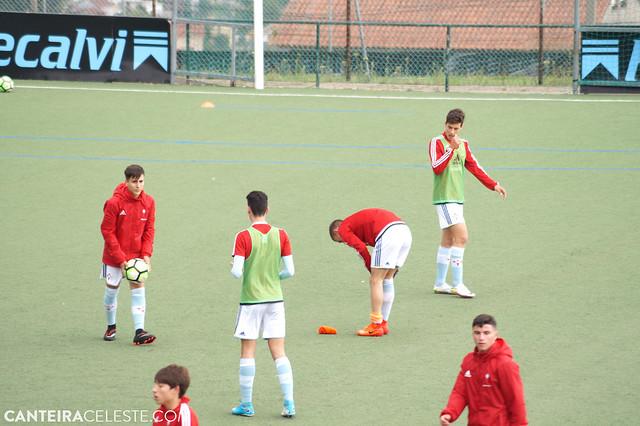 GALERÍA | Celta Cadete A y Juvenil B - Deportivo de la Coruña (13/05/2017)