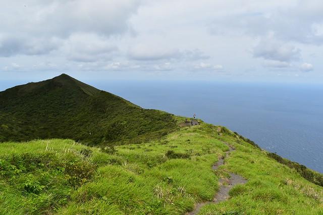 八丈富士・お鉢巡り登山