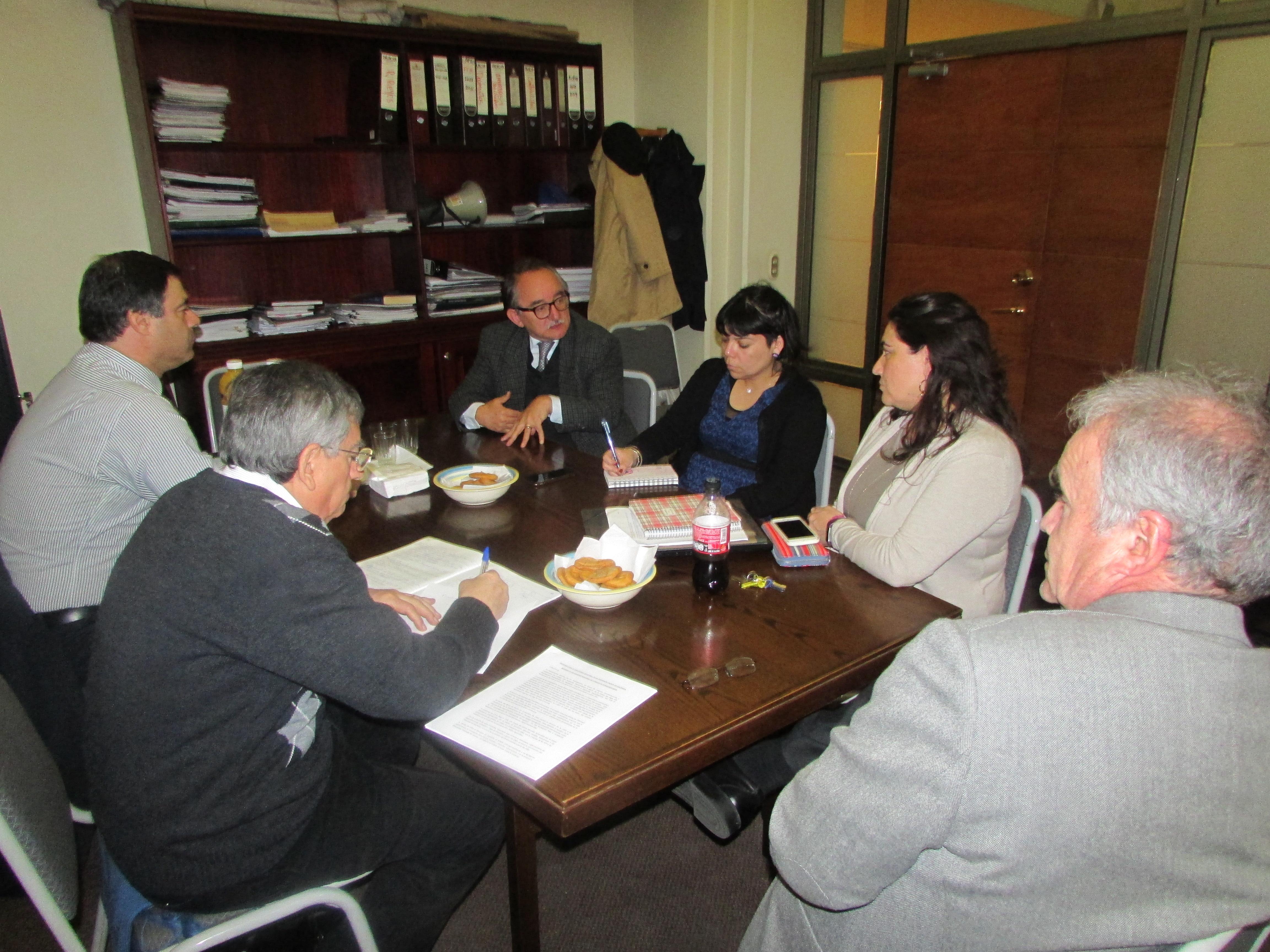 FTH se reúne con Álvaro Gallegos,  ex Superintendente de Pensiones – 10 Mayo 2017