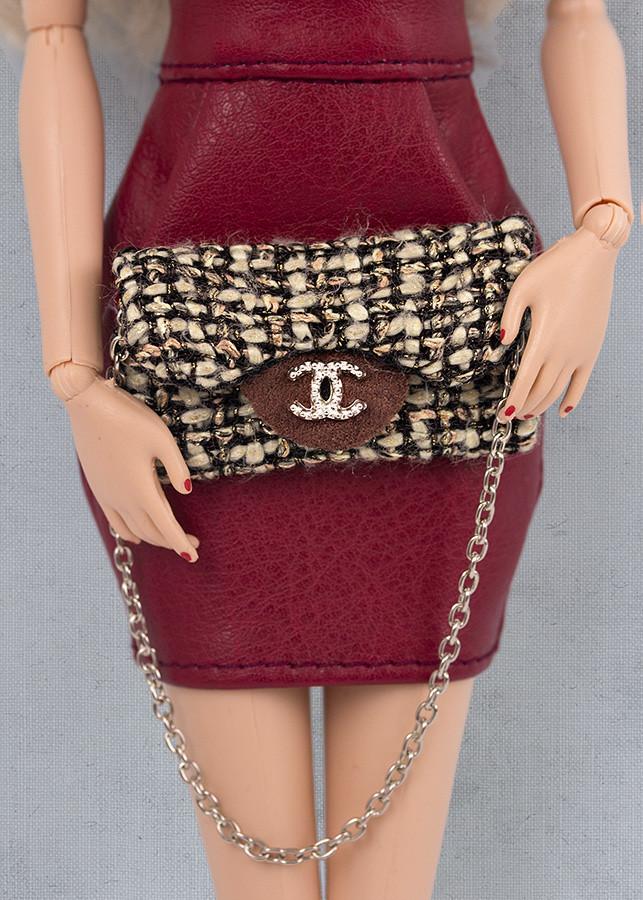 handbag for Barbie