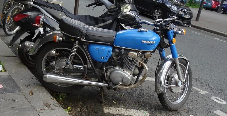 Honda CB 350 K4 - Ile de France Mai 2017 34597902702_f9412e73be_c