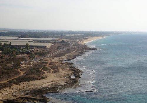 Kustlijn Noorden Israël