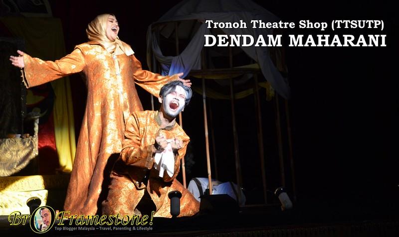 Teater Dendam Maharani Dari Tronoh Theatre Shop