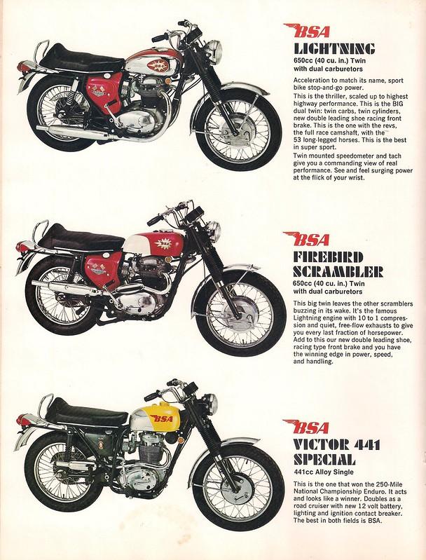 BSA 1968 2