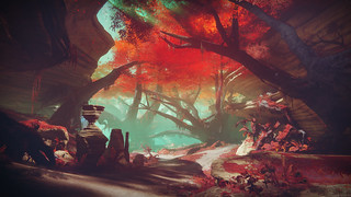 Destiny 2 Environment Art | by PlayStation.Blog