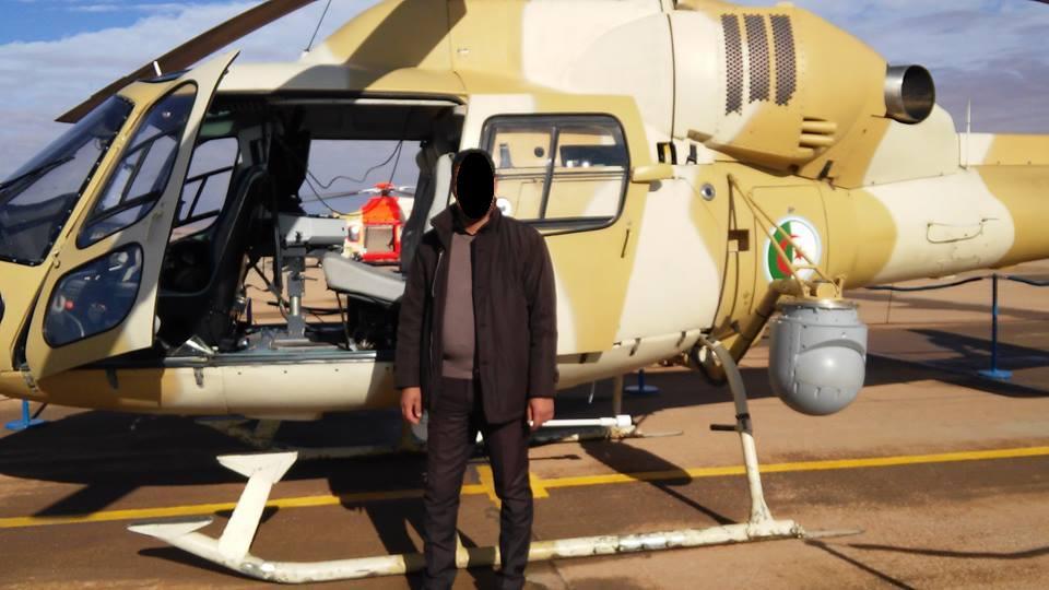 صور مروحيات القوات الجوية الجزائرية Ecureuil/Fennec ] AS-355N2 / AS-555N ] - صفحة 7 35482048551_2feeb42d22_o