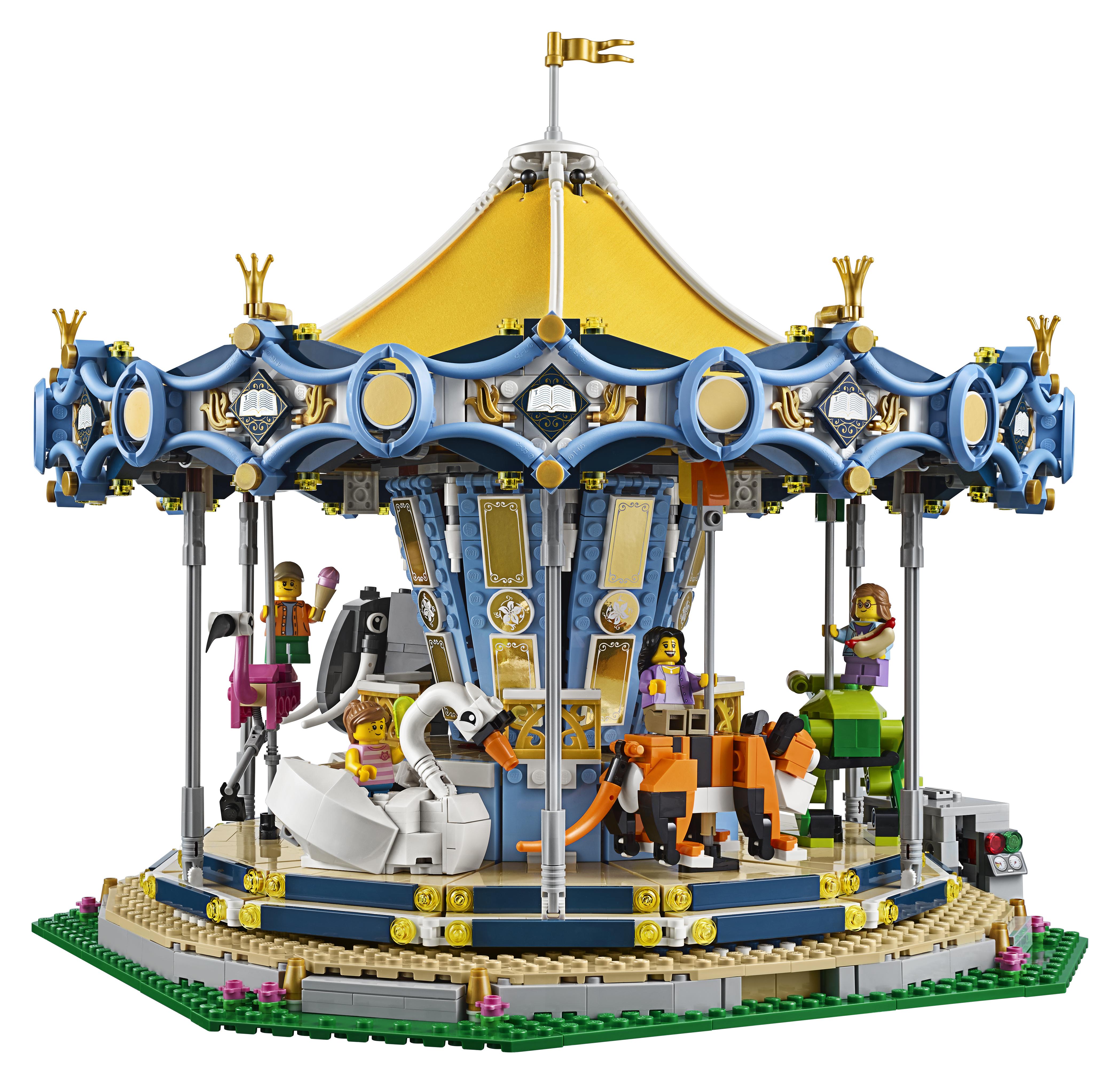 [MOC] Angela Ziegler aka Mercy. LEGO Overwatch.[micro update] 33483290923_548b098f6e_o