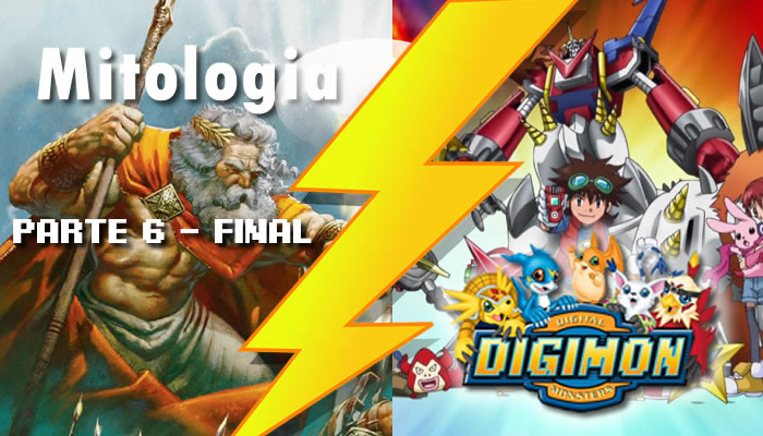 mitologia presente no digimon final