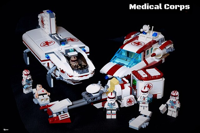 unité médicale by Veynon