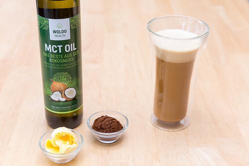 Bulletproof Coffee Oil