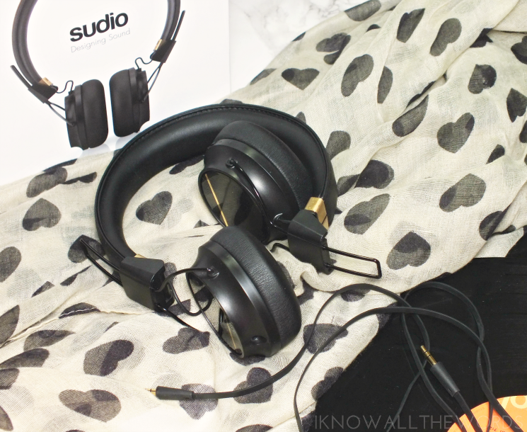 sudio regent headphones black (3)
