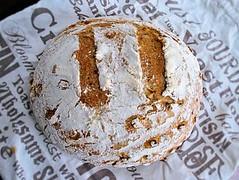 Cider apple bread