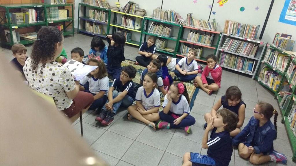 Dia de biblioteca 1ºAno