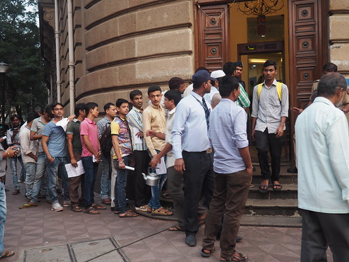 Demonetisation queues | by scotted400