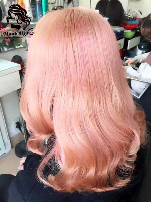 nhuộm tóc đẹp hải phòng 8