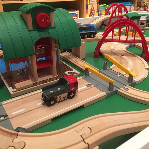 BRIO! Always a popular item at Mrs. Tiggy Winkle's
