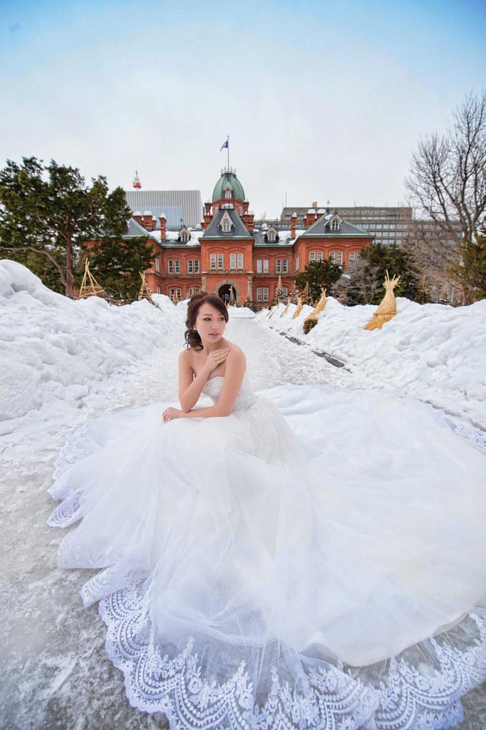 """""""日本婚紗,北海道婚紗,雪地婚紗,婚攝Mike,婚禮攝影,婚攝推薦,婚攝價格,海外婚紗,海外婚禮,風格攝影師,新秘Juin,wedding"""""""