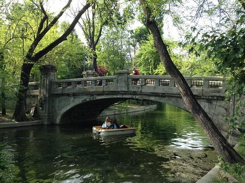 Parcul Cișmigiu, Bucharest
