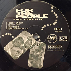 BOOT CAMP CLIK:FOR THE PEOPLE(LABEL SIDE-A)