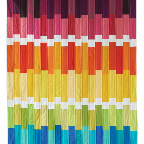 Paint Drip Free Quilt Pattern