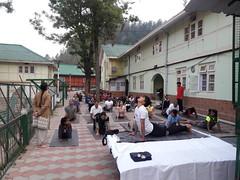 Shimla Yoga Satra Summer Hill 2017