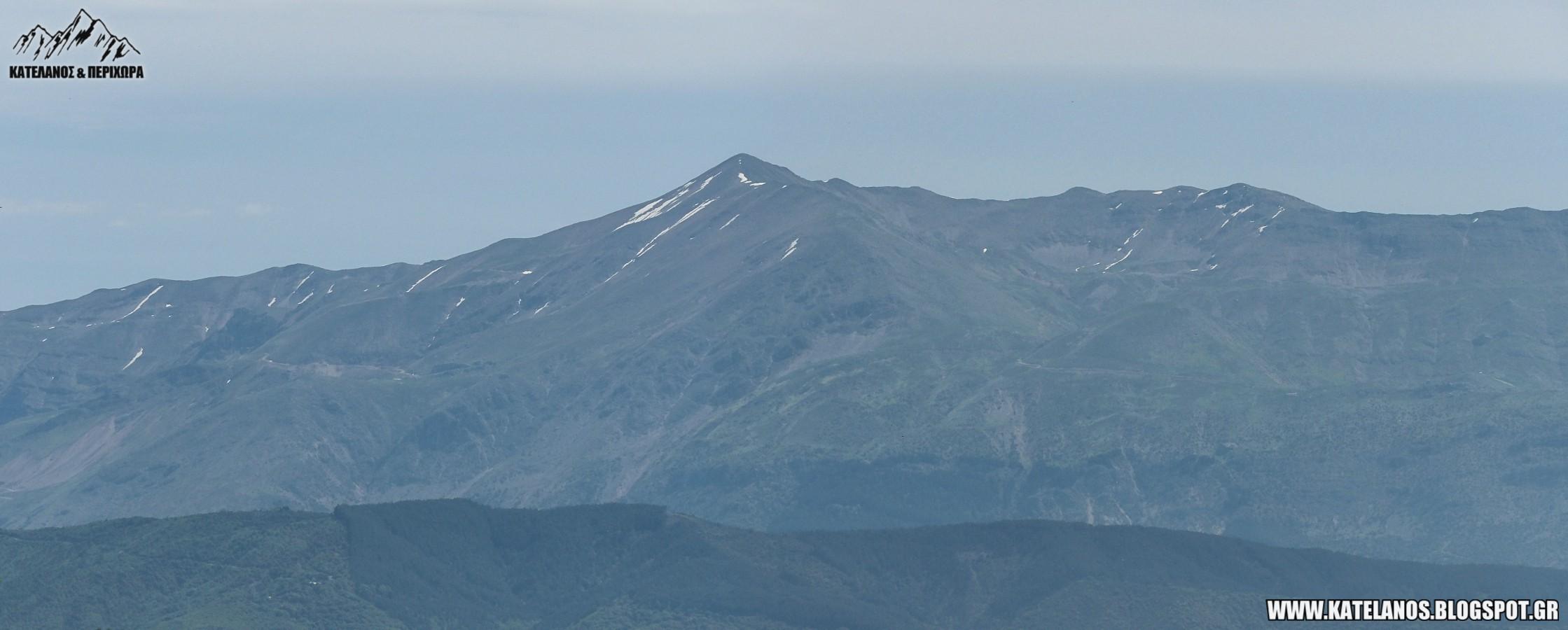 κορυφη γκουρασα λακμου ορος λακμος περιστερι χιονουρες