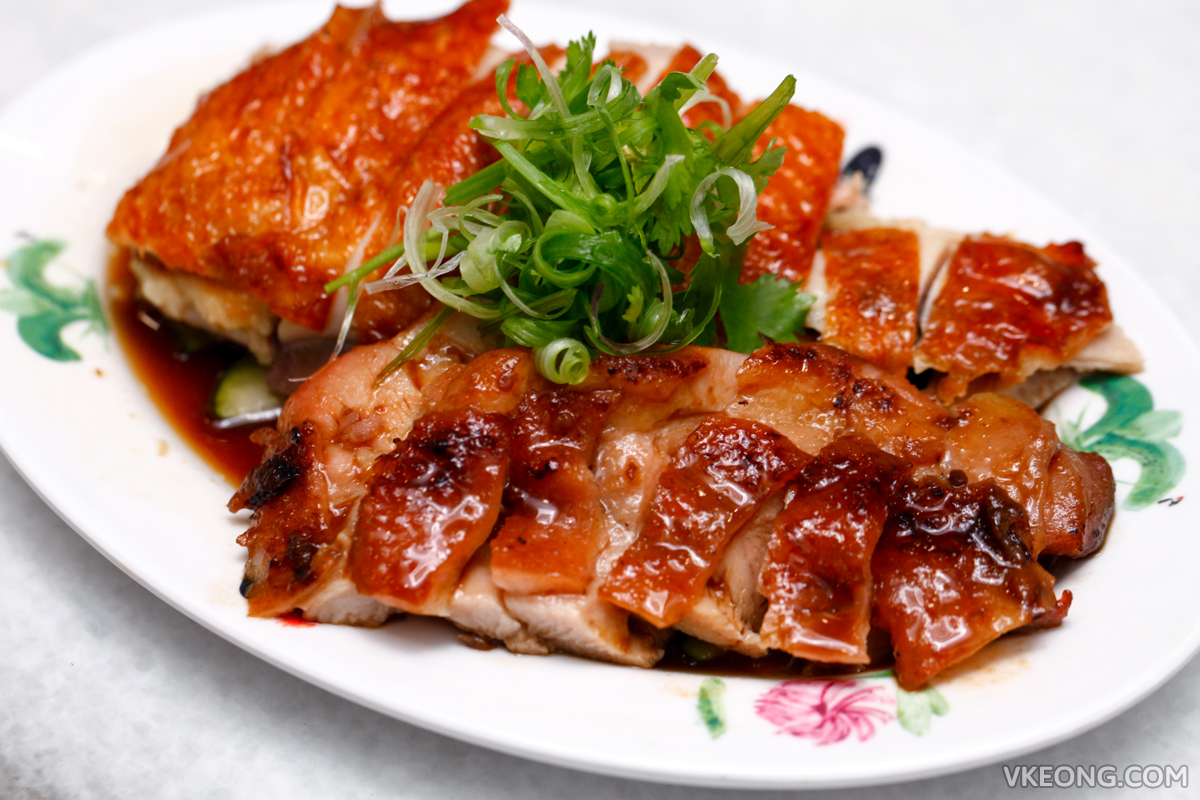 Chuen Chicken Char Siew Roast Chicken