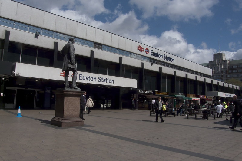 Estação London Euston