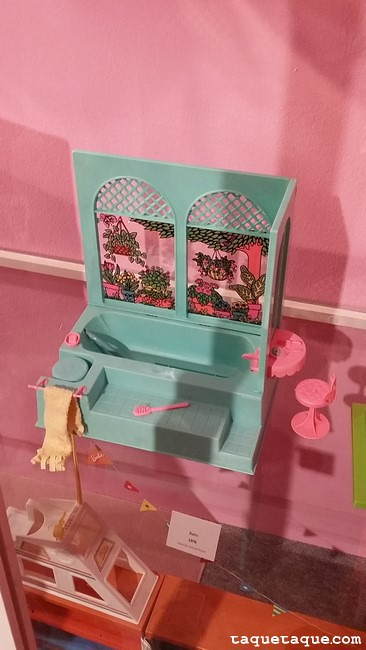 Bañera de Burbujas de Barbie (1981)