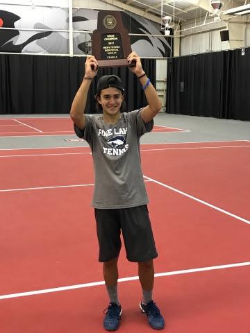 2017-05-13 NCHSAA Boys Tennis 1A Individual