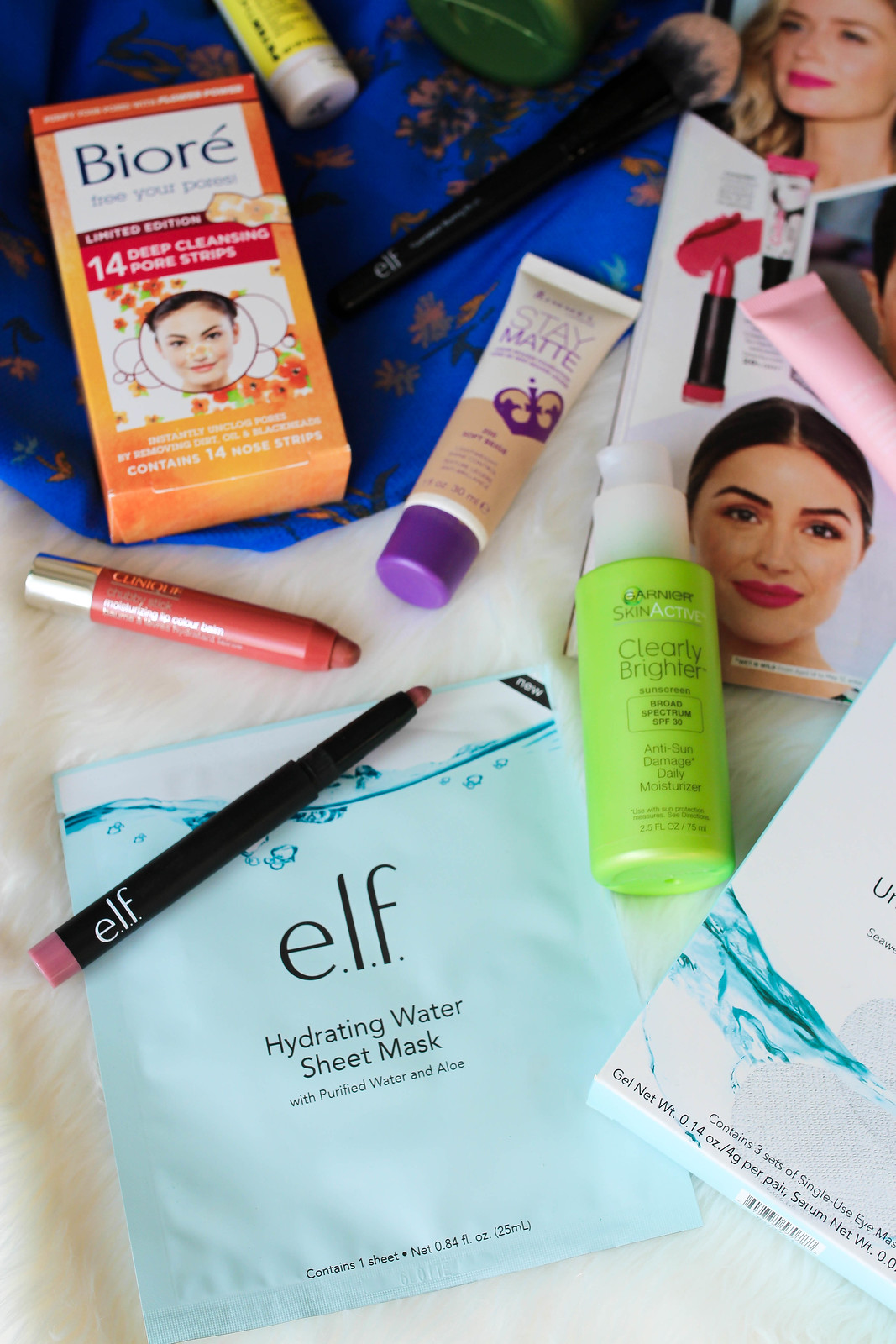 e.l.f. Hydrating Water Sheet Mask Review