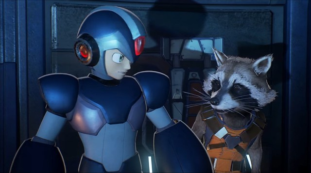 Marvel vs Capcom Infinite - Rocket Raccoon